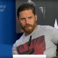 Tom Hardy on Reporter's Question About His Sexuality: 'I Know Who I Am'