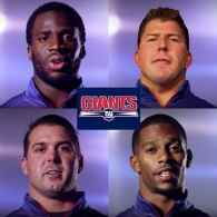 WATCH: New York Giants Become First NFL Team To Tackle Homophobia In Sports