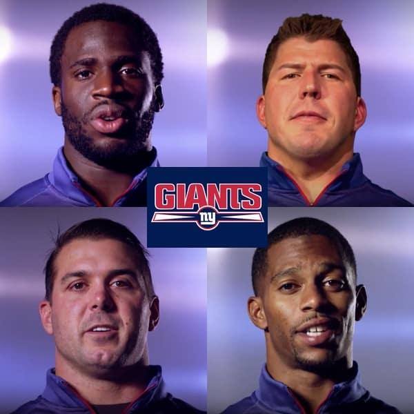 New York Giants homophobia