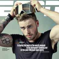 Gus Kenworthy Reflects on a Year of Being Out of the Closet
