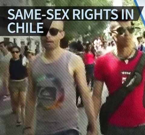 Chile Civil Unions