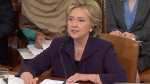 Hillary Clinton testifies