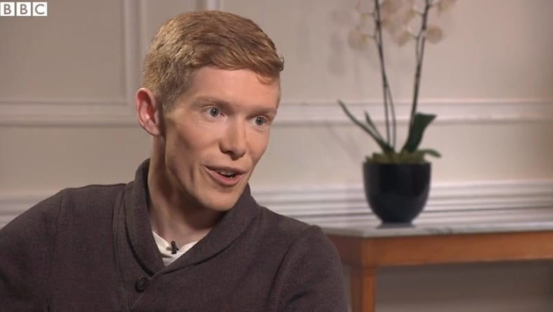 Tom Bosworth Comes Out as gay