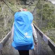 Suspension Bridge Snaps, Hikers Plunge in Terrifying Video: WATCH