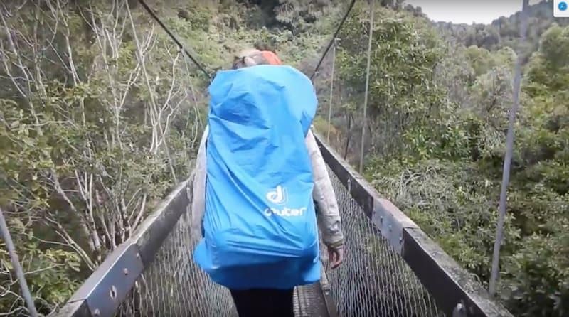 suspension bridge snaps