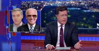 Colbert mocks cnn