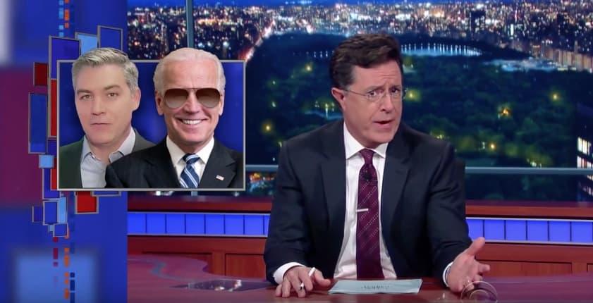 Colbert Democratic Debate