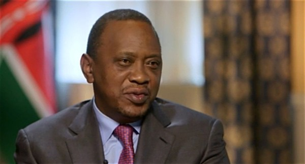 Uhuru Kenyatta Kenya gay rights