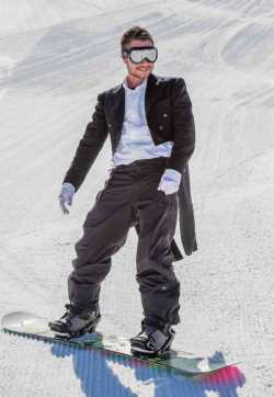 Formal wear at Aspen Gay Ski Week as seen at Towleroad and in ManAboutWorld