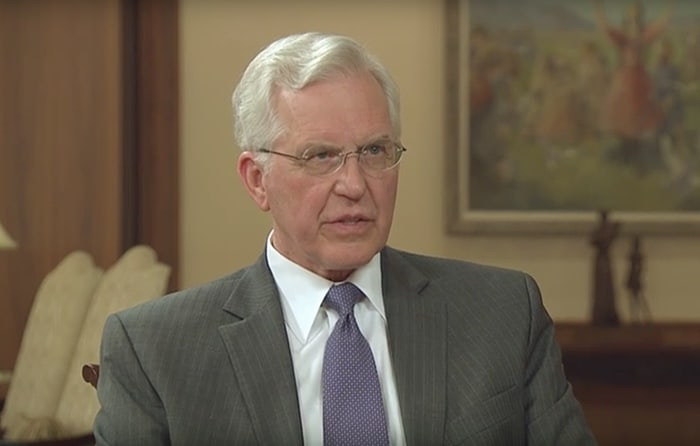Christofferson Mormon gay