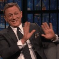Daniel Craig Says He Might Play Gay in His Next Role–And Then Gets Flustered by Seth Meyers: WATCH