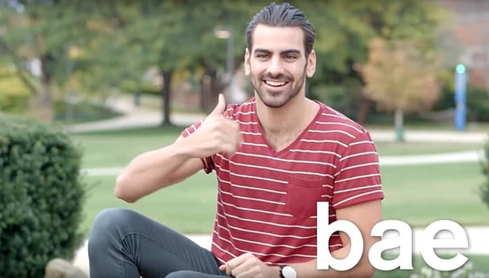 Nyle DiMarco ASL