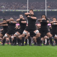 New Zealand's Rugby Team Perform 'Haka' After Winning World Cup: WATCH