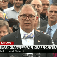 SCOTUS Gay Marriage Plaintiff Jim Obergefell Endorses Hillary Clinton for President