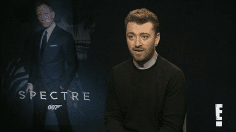 Out Gay British Crooner Sam Smith Opened Up About His Dating Life In An Interview While On The Press Tour For The New 007 Film Spectre