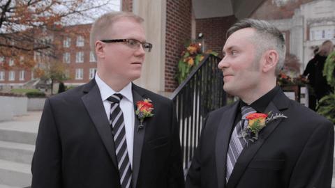 couple who were denied by kim davis