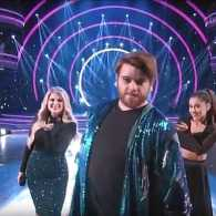 Who Is Fancy, Meghan Trainor and Ariana Grande Tease the Boys on DWTS: WATCH