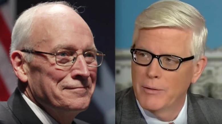 Dick Cheney Hugh Hewitt