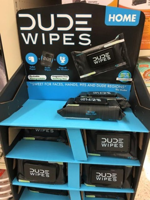 dudewipes