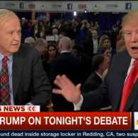 Donald Trump Shuts Down Obama 'Birther' Questioning from Chris Matthews: WATCH