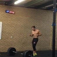 Crossfit Athlete Goes Viral with 'Single Ladies' Snatch, Masculinity Message: WATCH