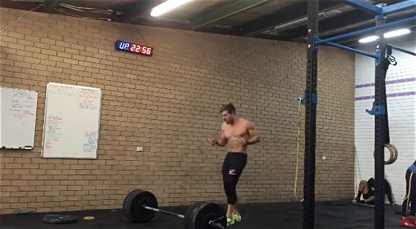 Khan Porter crossfit single ladies