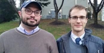 gay couple Jeffrey Higgins and Robert Higgins