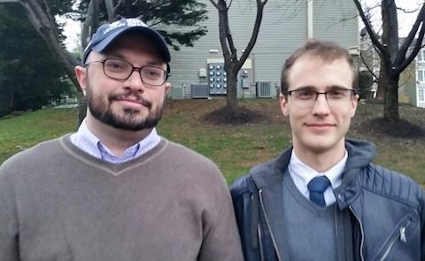 Jeffrey Higgins and Robert Higgins