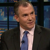 Frank Bruni Talks Cruz, Trump, and His Interest in Food with Seth Meyers: WATCH