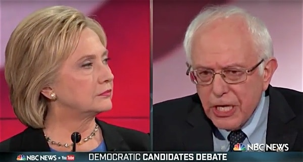 democratic debate clip