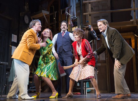 Noises Off American Airlines Theatre