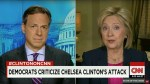 Jake Tapper Hillary Clinton