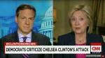Jake Tapper Hillary Clinton