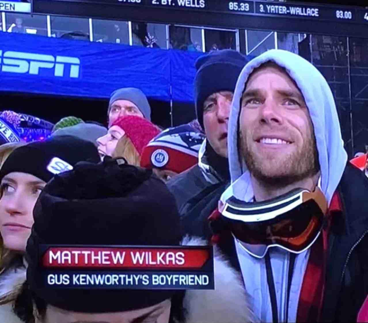 Matthew Wilkas gus ken worthy x games boyfriend