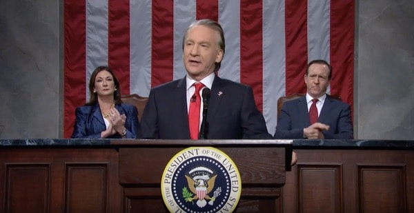 Bill Maher state of the union