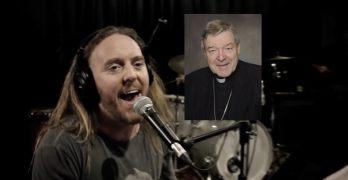 Tim Minchin Cardinal Pell
