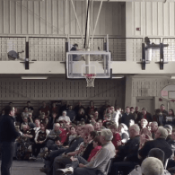 Ted Cruz and The Iowa Caucuses Couldn't Stop This Dude From Working Out – WATCH