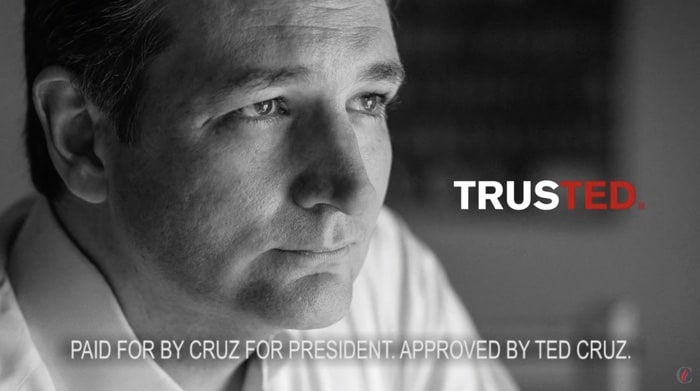 Ted Cruz Trusted