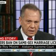 Anti-Gay Alabama Justice Roy Moore Running For Jeff Sessions' Senate Seat