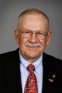 **FILE** Shown in this Tuesday, Jan. 29, 2013, file photo is State Rep. Clel Baudler, R-Greenfield, at the Statehouse in Des Moines, Iowa. (AP Photo/Charlie Neibergall)