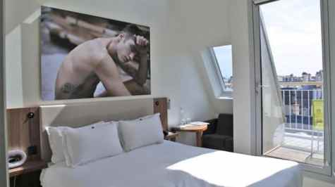 Hotel Jules et Jim in Towleroad and in ManAboutWorld gay travle magazine