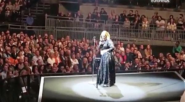 Adele Brussels