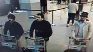 Brussels suspects