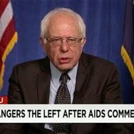 Bernie Sanders AIDS