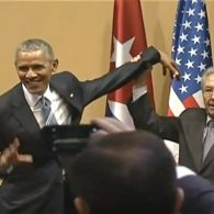 Barack Obama Raul Castro