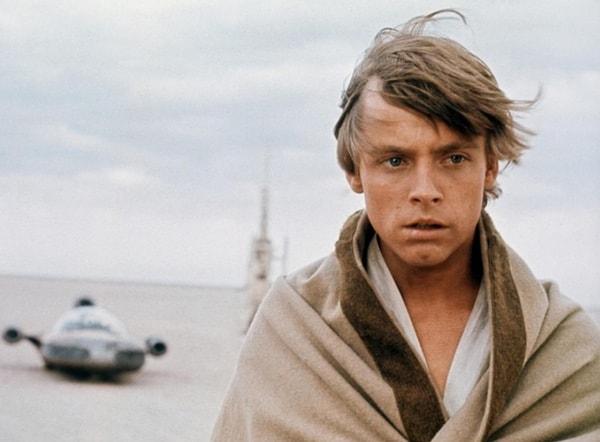Luke Skywalker gay