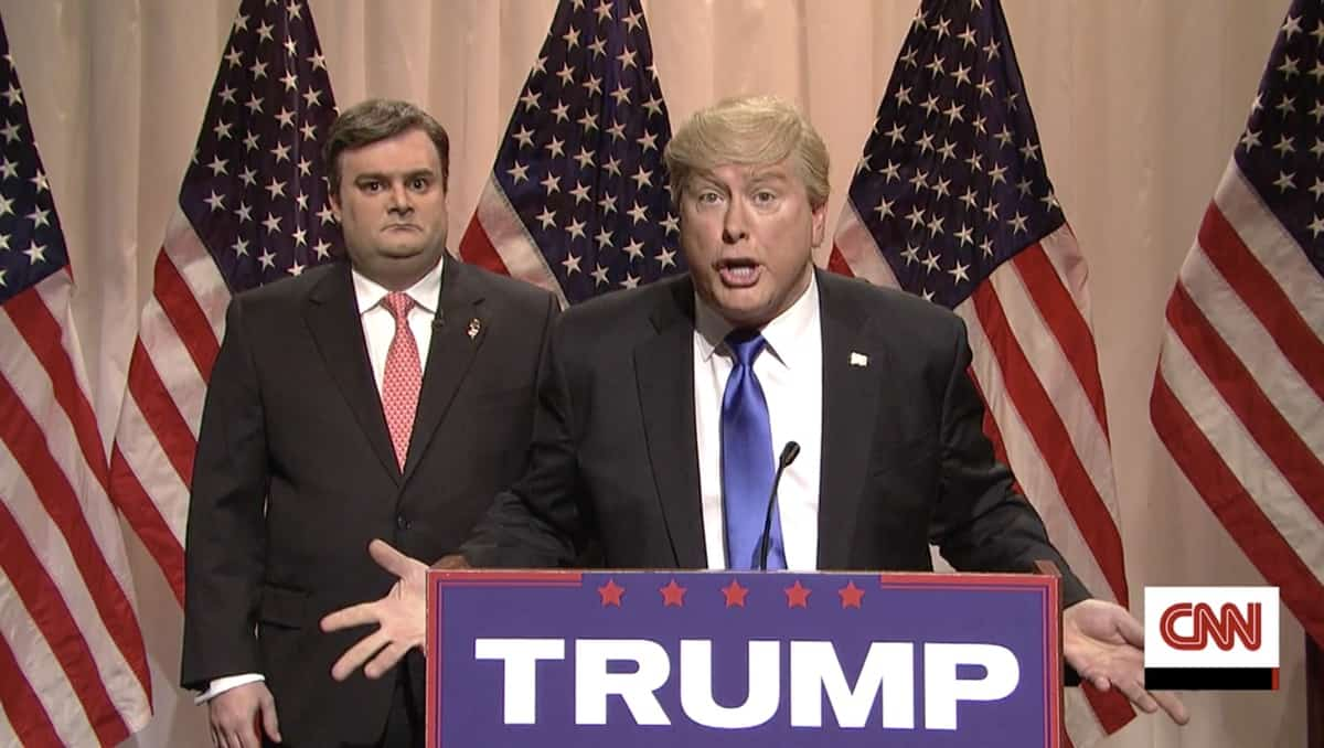 SNL Donald Trump