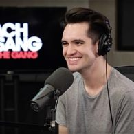 Panic At The Disco's Brendon Urie Talks About Making Out with Ryan Gosling – WATCH