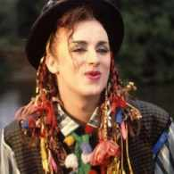 Gay Iconography: Tumbling 4 Boy George
