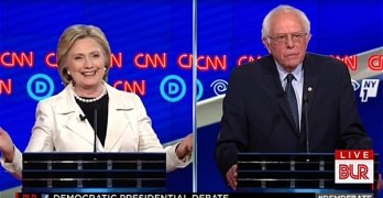Bad Lip Reading Hillary Clinton Bernie Sanders
